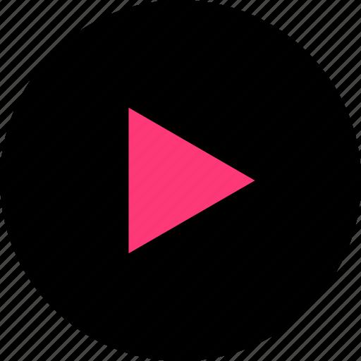 media, music, play, youtube icon