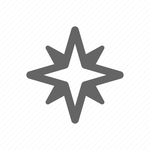 compas, compass, location, map, navigate, navigation icon