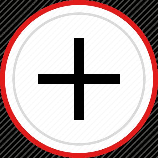 add, adding, additional, cross, plus icon