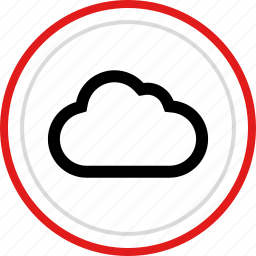 cloud, data, save, stream, streaming icon