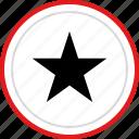 favorite, star, special, burst