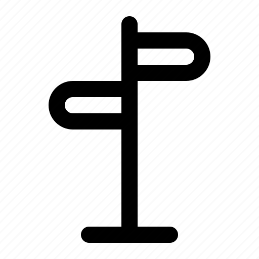 board, checkmark, direction, sign icon