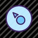 arrow, direction, gps, location, map, marker, navigation