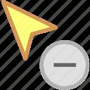 control, cursor, mouse, pointer icon