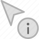 control, cursor, mouse, pointer icon