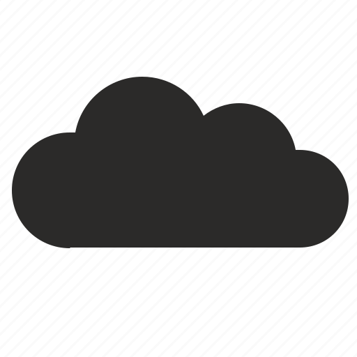 cloud, folder, place, storage, technology icon