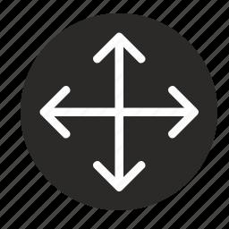 full, max, maximize, round, screen, size, ui icon