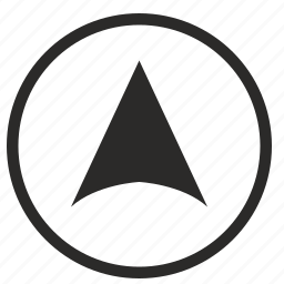 cursor, gps, mode, motion, pointer icon