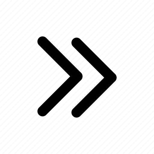 arrow, direction, location, navigation, outline, right icon