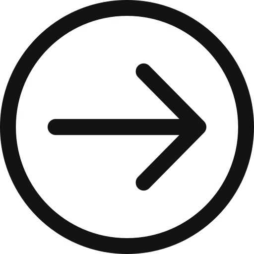 arrow, arrow circle, arrow right, arrowrightcircle, right icon icon