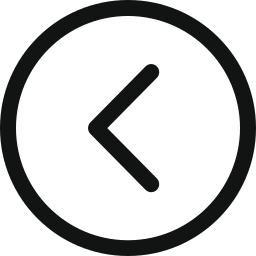 arrow, arrow left, chevron, chevronleftcircle, circle, left, left icon icon