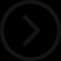 arrow, arrow right, chevron, chevronrightcircle, circle, right, right icon icon