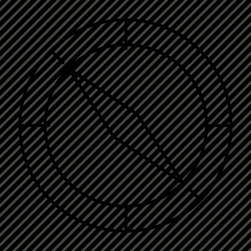 navigationiconsthin icon