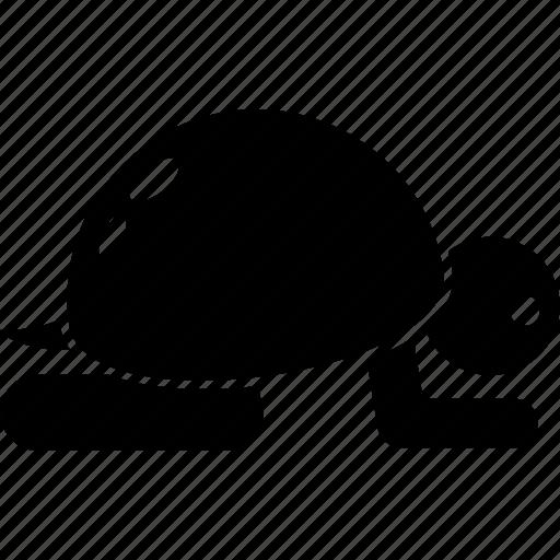Man, slow, tortoise, turtle icon