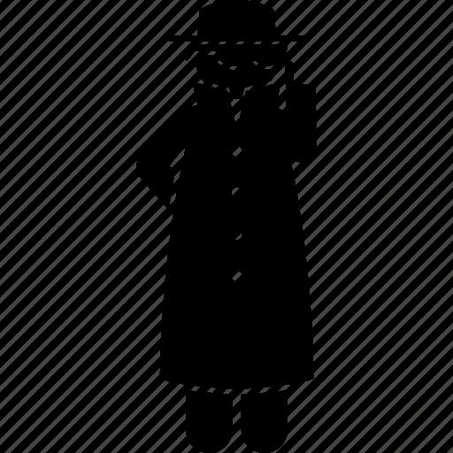 incognito, man, mystery, secret, secretive, spy icon