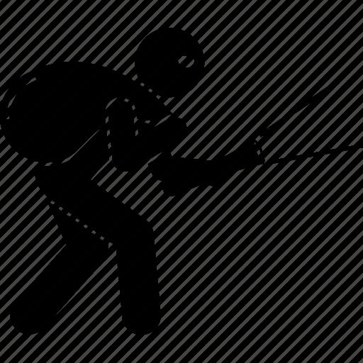 stealing, thief, thievish, torchlight icon