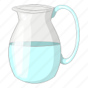 jug, drink, milk, object icon