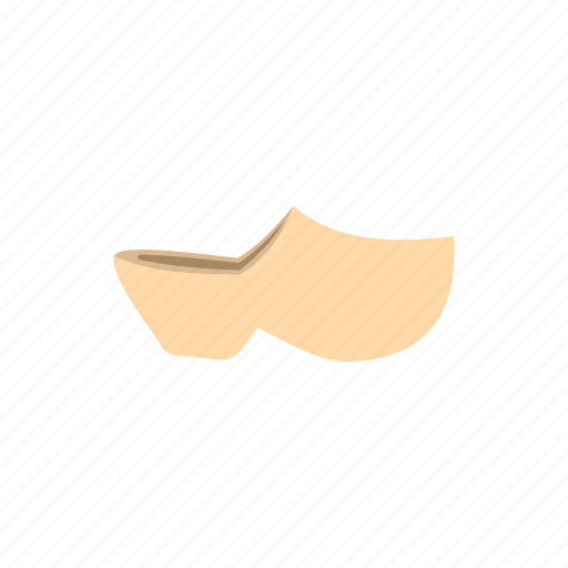 clog, dutch, holland, netherlands, shoe, traditional, wooden icon