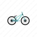 bicycle, bike, cycle, pedal, ride, sport, wheel icon