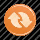 arrows, direction, navigation, orientation, up