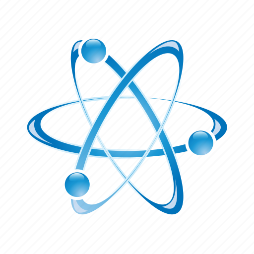 atom, chemistry, molecule, research, science icon