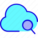 cloud, connection, internet, network, search, server, storage