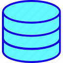 data, database, drive, file, hosting, server, storage