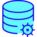 data, database, graph, hosting, server, setting, storage