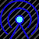 internet, location, point, pointer, signal, wifi, wireless icon
