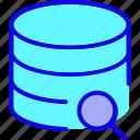 chart, data, database, graph, search, server, storage