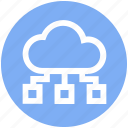 cloud, cloud computing, connection, network, server, share, storage