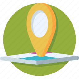 gps, location, location access, map pin, navigation icon
