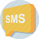 chat bubble, chatting, message, sms, texting icon