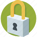 access, lock, padlock, password, security icon