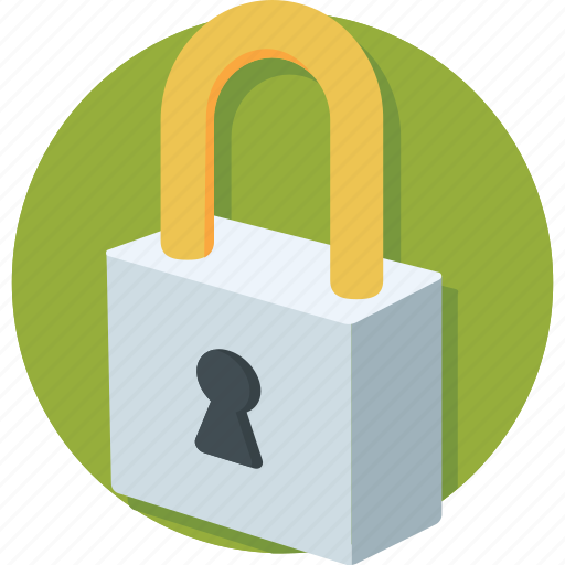 access, lock, padlock, password, security icon