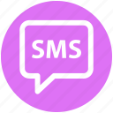 chat, comment, communication, message, sms, talk, text