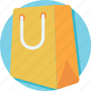 bag, sale, shopper, shopping, shopping bag icon