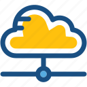 cloud connection, cloud computing, cloud network, cloud sharing, social media icon