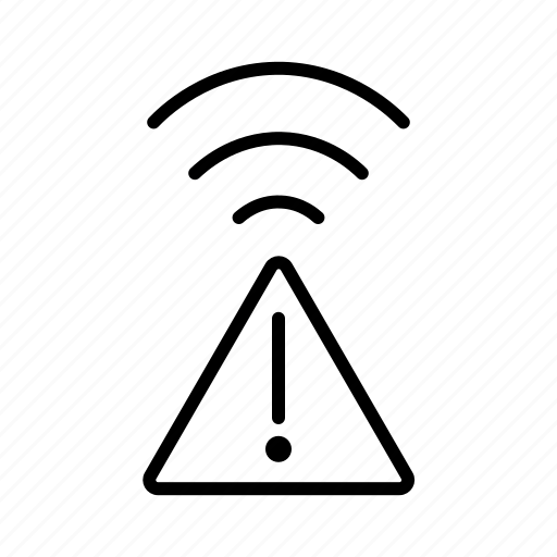 home network, modem, network error, router, wifi, wifi warning, wireless connection icon