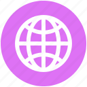 communication, earth, global, globe, internet, planet, world icon