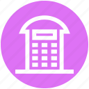 calc, calculate, calculator, communication, efficiency, math, numbers icon