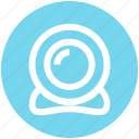 cam, camera, live, stream, video, web, webcam icon