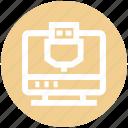 lan, lcd, led, monitor, port, technology, usb