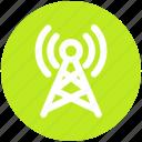 antenna, booster, internet, network, satellite, signal, tower icon