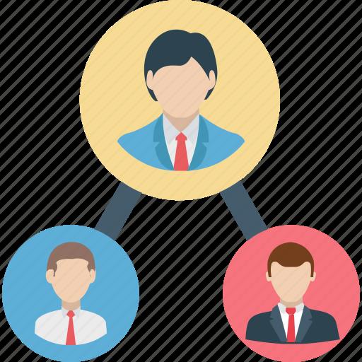 business team, leadership, organization, team, team leader icon