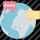 chat, worldwide, community network, multilingual, global communication