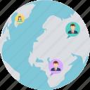 chat, global communication, community network, worldwide chat, multilingual