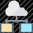 cloud network, data center, big data, cloud storage, cloud database