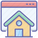 home site, home symbol, home webpage, homepage, homepage software, mainpage icon