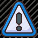 caution, warning, alert, bell, alarm, notification, watch